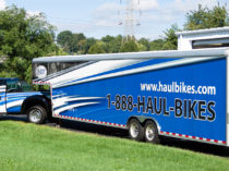 Haul Bikes Vehicle Wrap 1 of 3